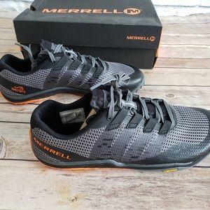 Morrell trail glove 5 shoes barefoot vibram